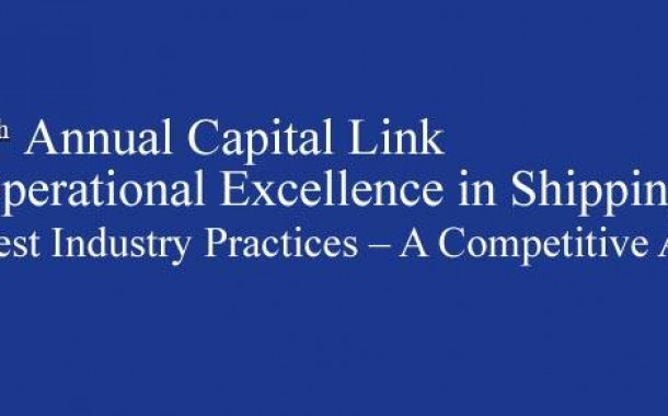 9th Annual Operational Excellence in Shipping – Best Industry Pr